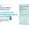 Winner of 2014 Montaigne Medal in Eric Hoffer Award